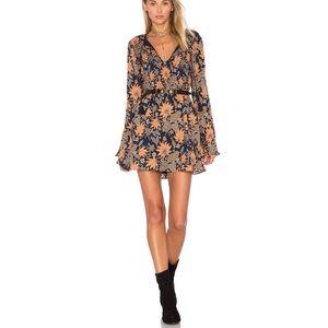 Tularosa 'Audrey' floral dress